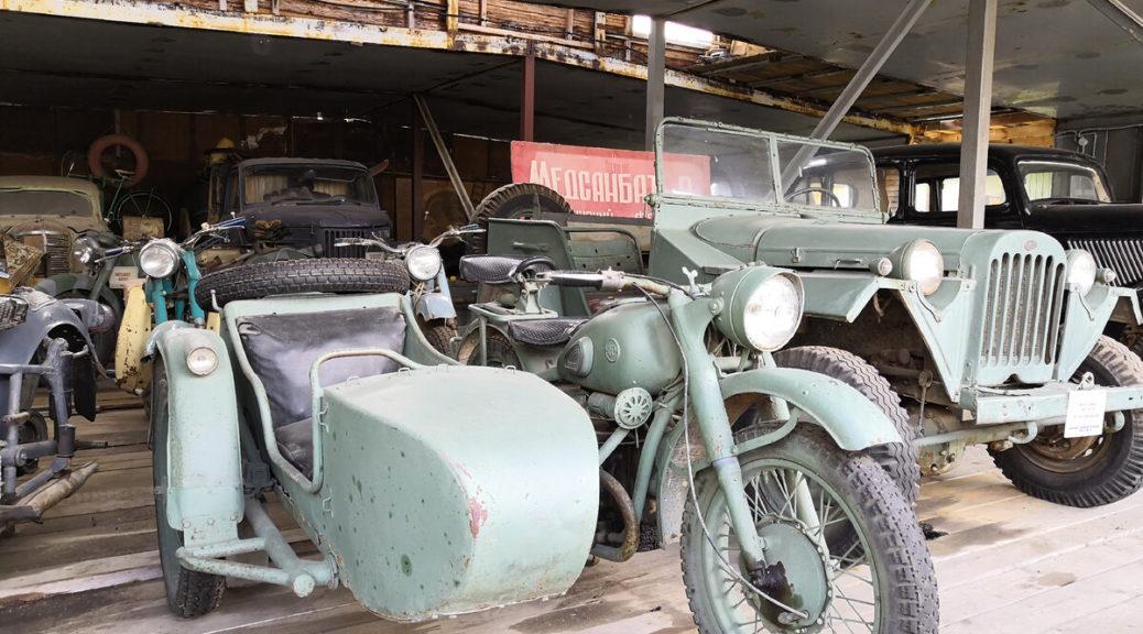 Музей техники «Мышкинский СамоходЪ»