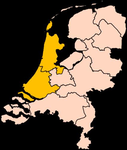 Нидерланды и Голландия