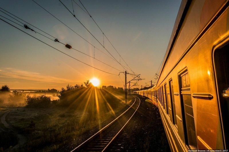 Куда подевалась романтика поездки на поезде дальнего следования?