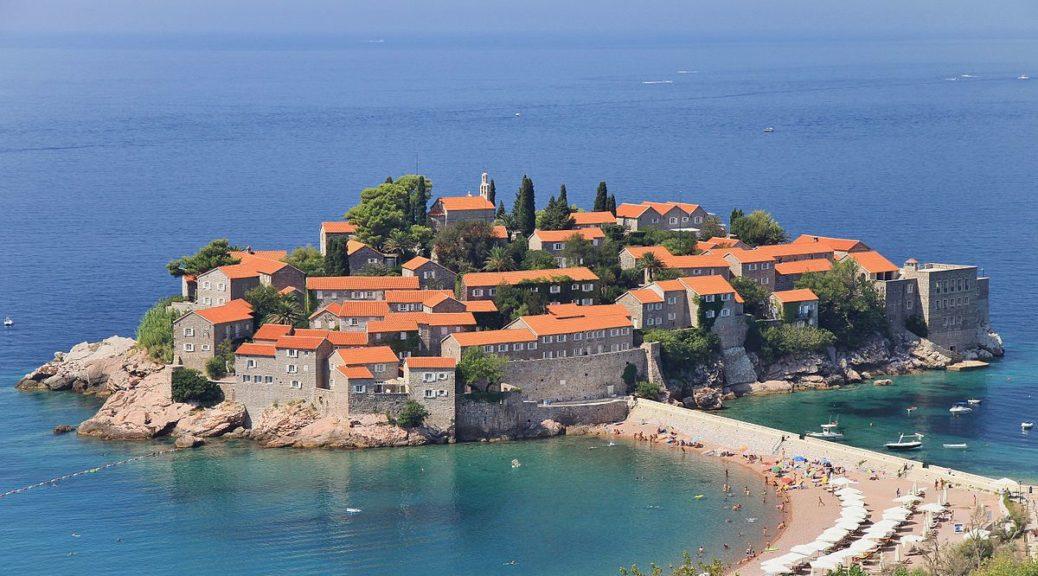 Гостиницы Черногория