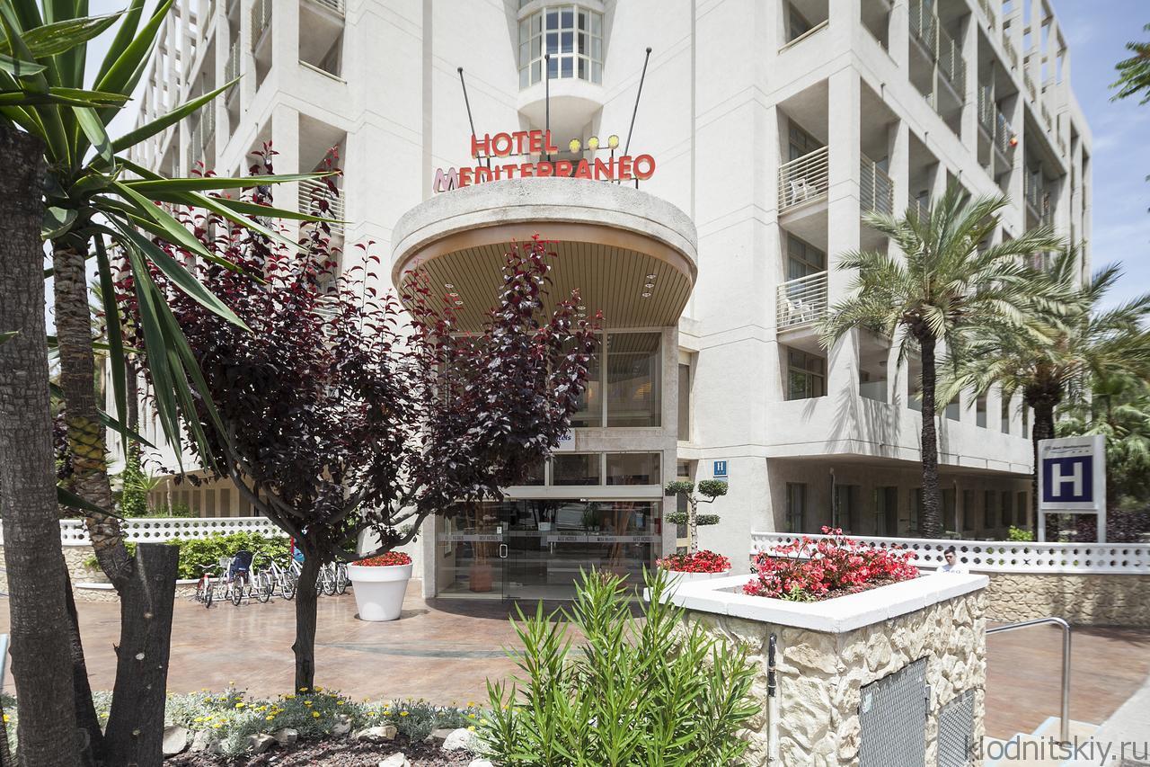Hotel Best Mediterraneo 3* (Испания, Салоу)