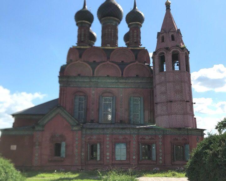 Церковь Богоявления (Ярославль)