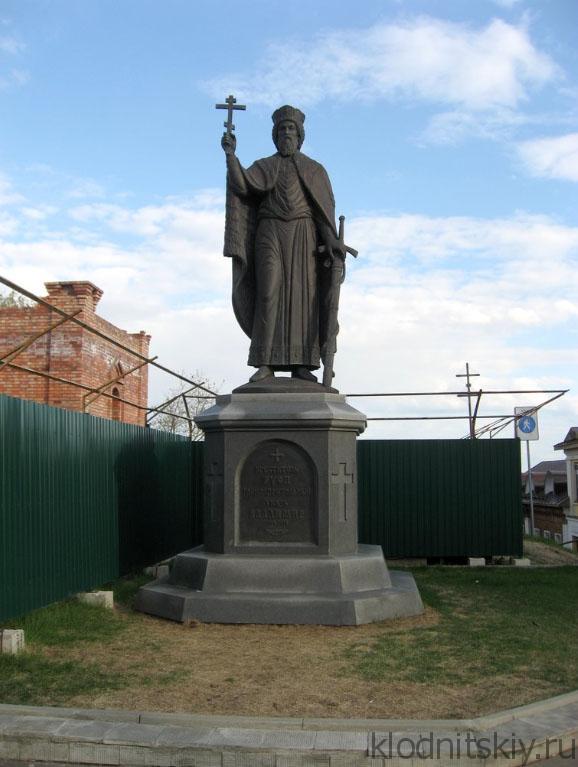 Памятник Князю Владимиру (Владимир)