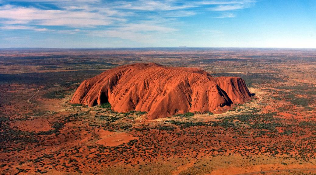 Uluru Айерс-Рок