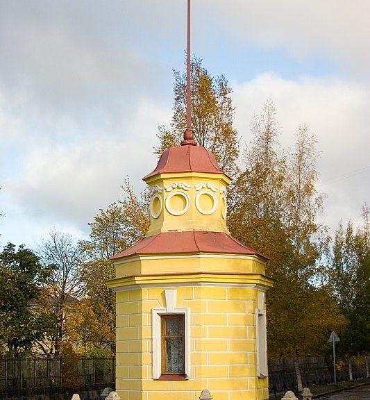 Кронштадтский футшток