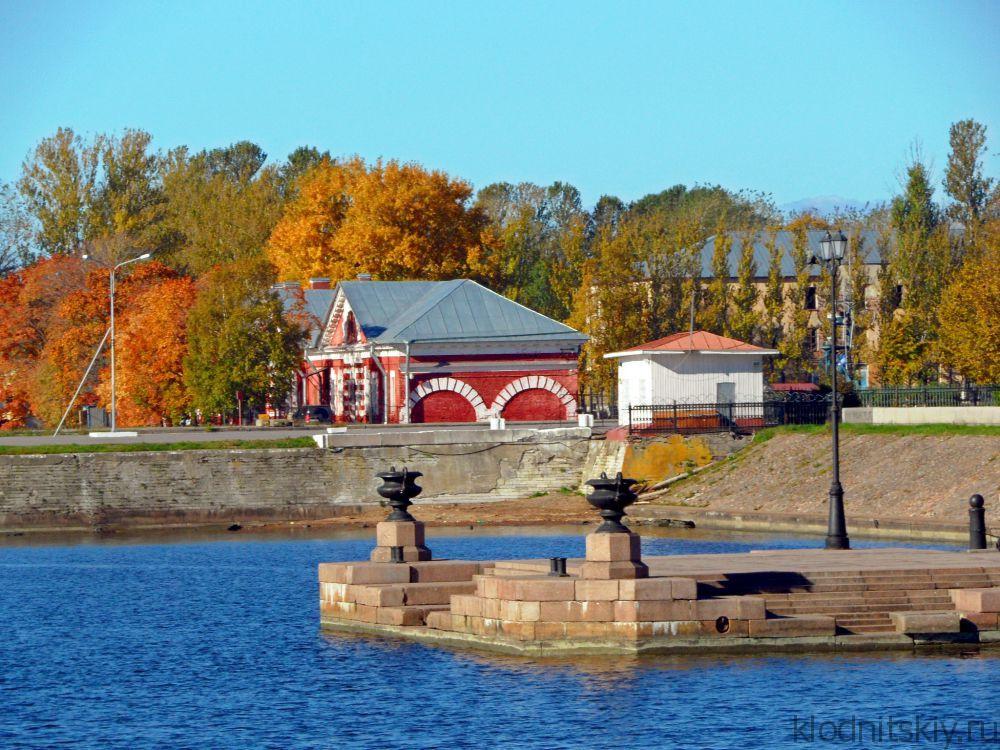 Петровская пристань